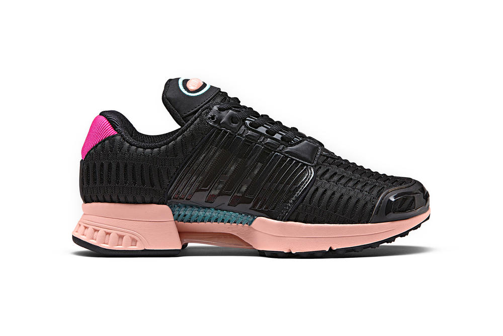 adidas Originals Climacool Womens Black Pink