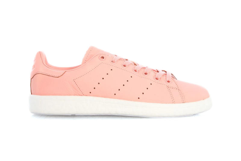 huge selection of 80080 2c56c adidas Stan Smith BOOST Looks to Haze Coral | HYPEBAE