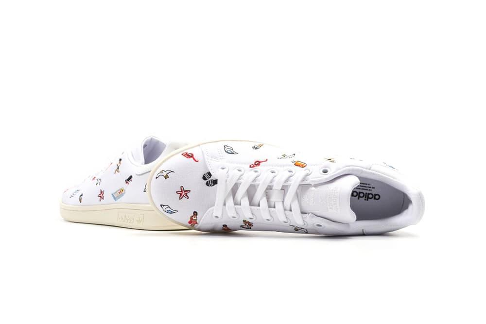 adidas originals stan smith sneaker summer
