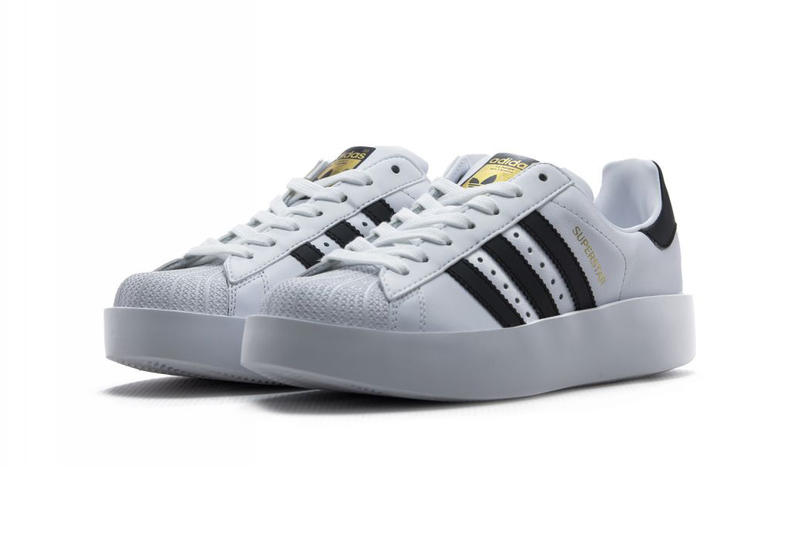 adidas Originals Superstar Bold White Black