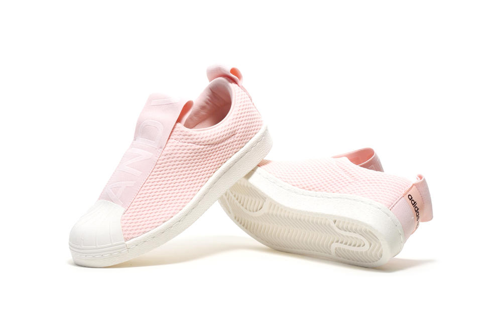 adidas Originals Superstar BW35 Slip-On Icey Pink