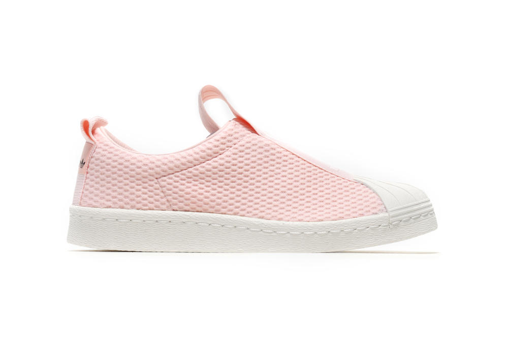 0c13368d3e adidas Originals Superstar BW35 Slip-On Icey Pink