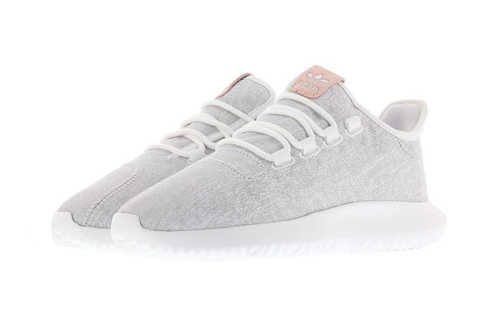 917b76304807 adidas Originals Tubular Shadow Grey Two Footwear White Pink