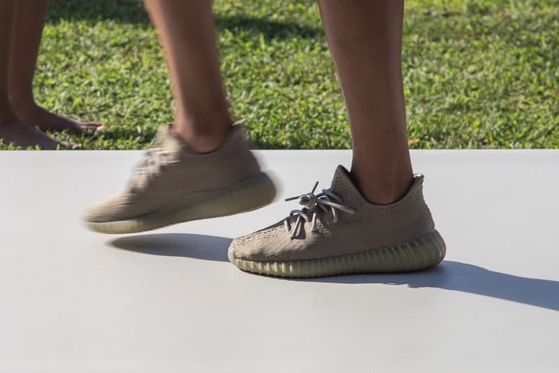 adidas originals yeezy boost 350 v2 dark green release date kanye west