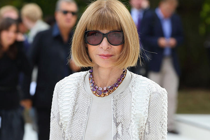 Anna Wintour TV Television Series All That Glitters Vanity Fair Vogue Tina Brown