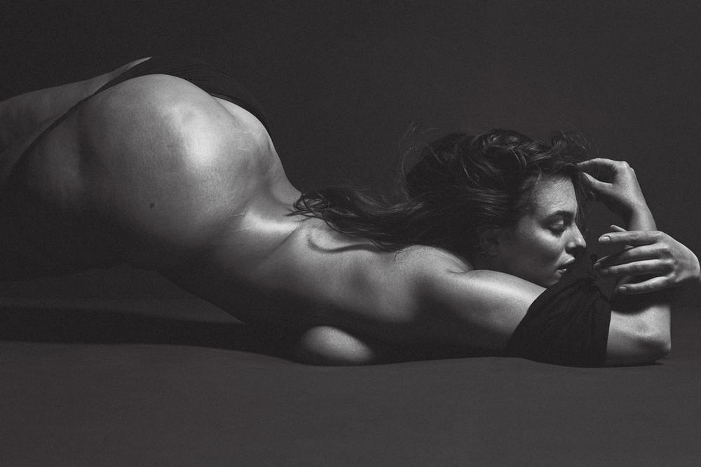Ashley Graham Mario Sorrenti Nude V Magazine 2017 Summer Issue