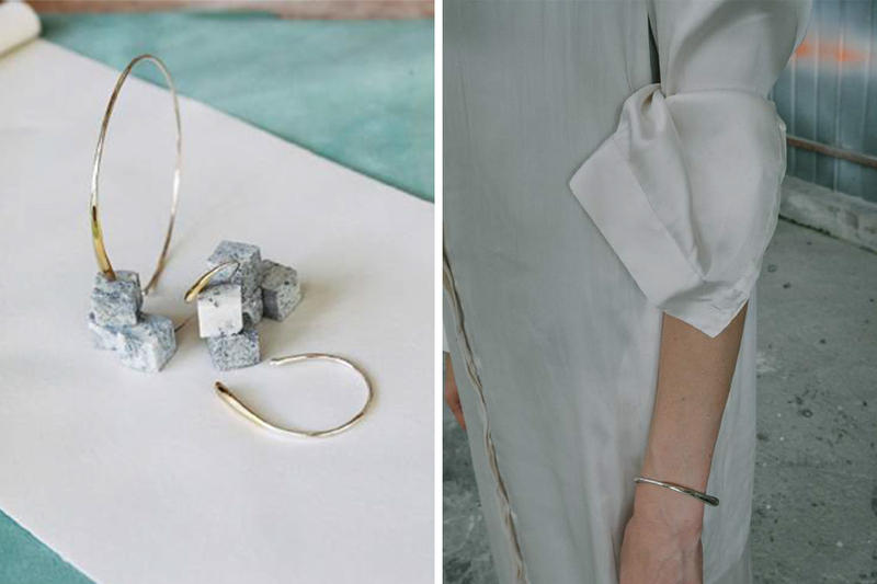 Beauton Korean Jewelry Brand Lookbook