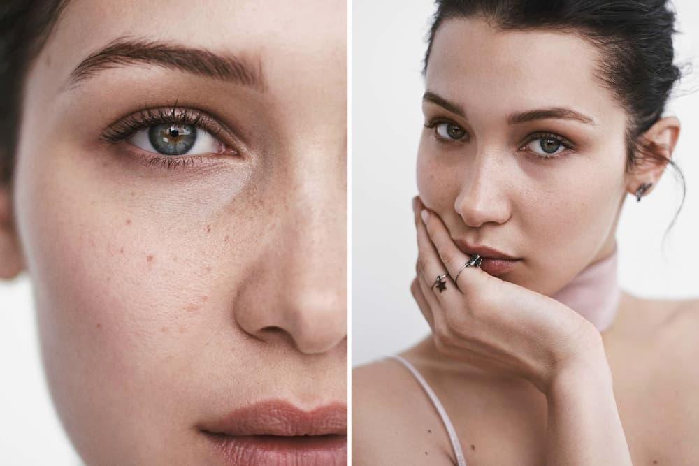 Bella Hadid Elle France 2017 May Cover Editorial
