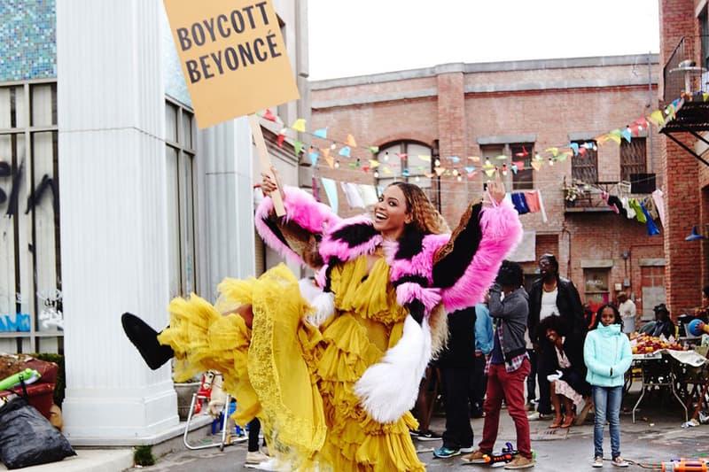 Beyoncé Tidal 2016 Performance