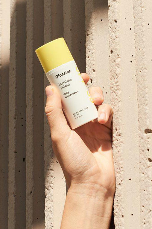 Glossier Invisible Shield Sunscreen