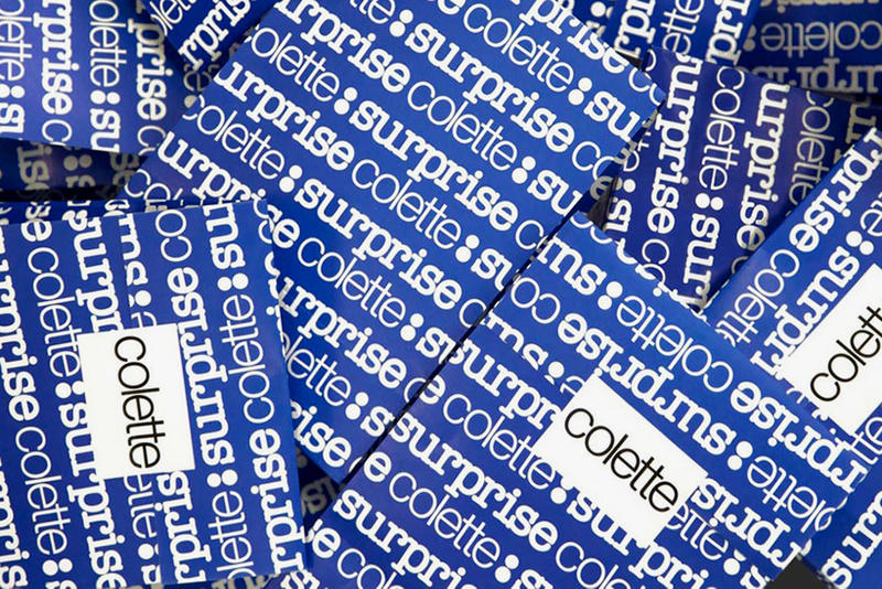 colette Blue Friday Sale 50 percent Paris Vetements