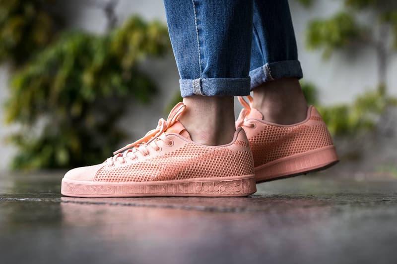Diadora Game Weave Peach Pink