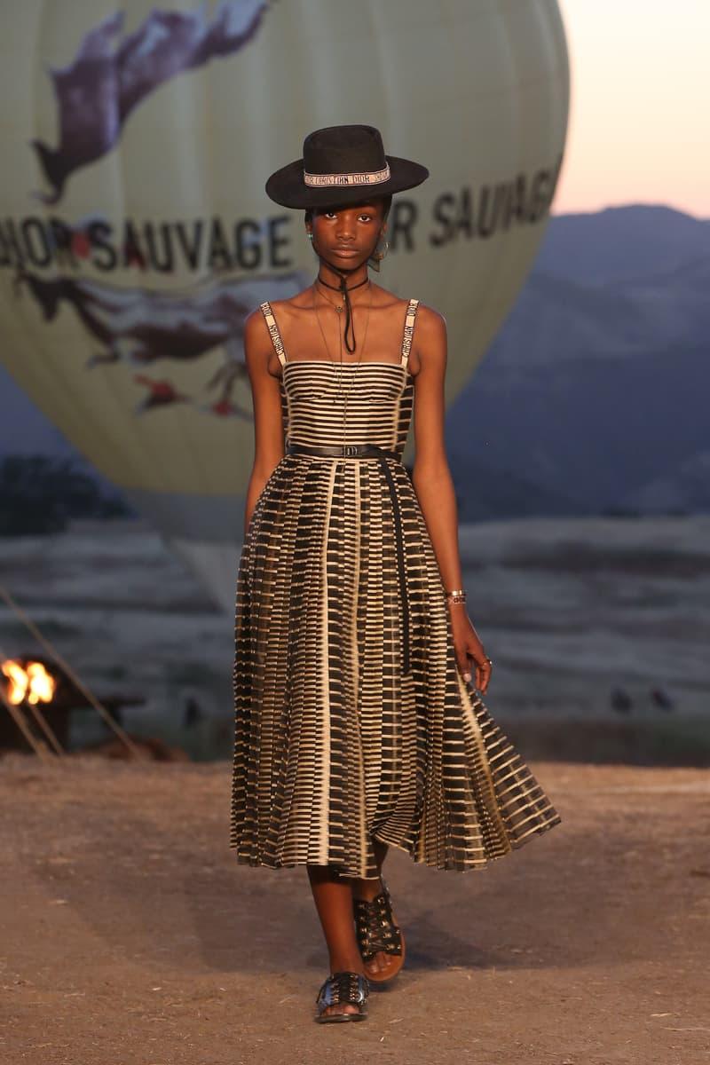 Dior 2018 Cruise Collection