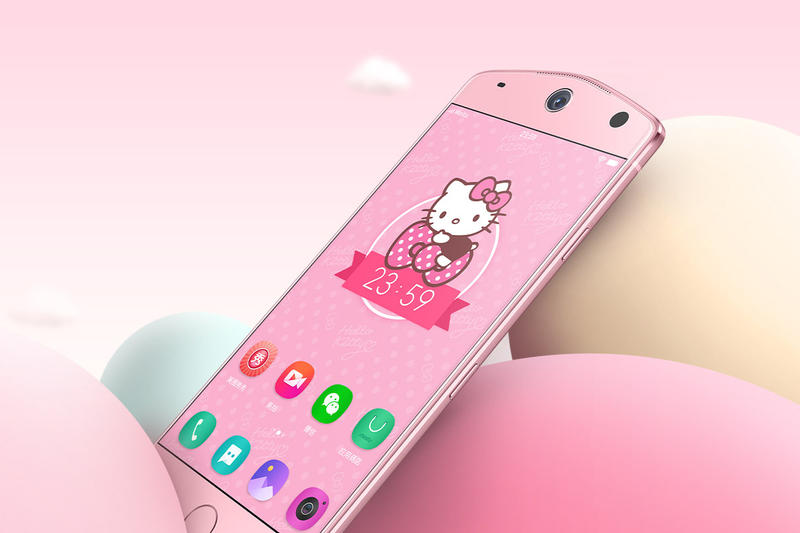 Sailor Moon Hello Kitty Cell Phone Meitu