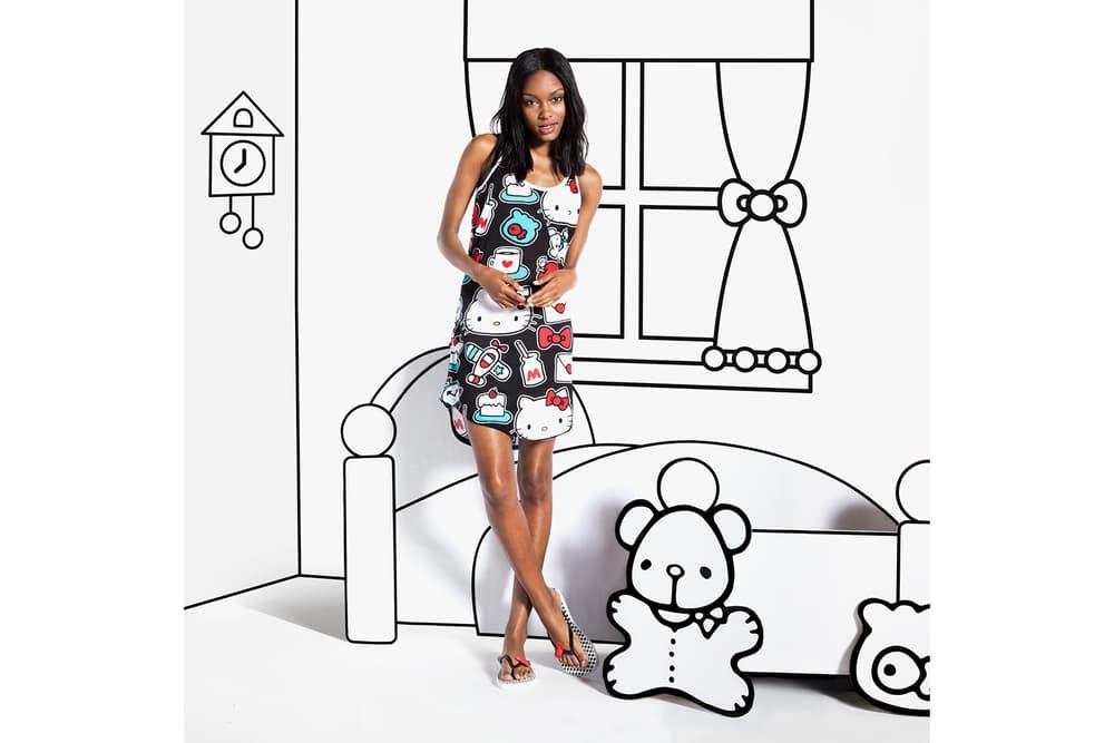 Hello Kitty Target Loungewear Collection Sanrio Lookbook