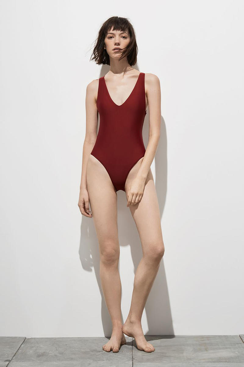 Her the Label 2017 Spring Summer Collection Lookbook Swimwear