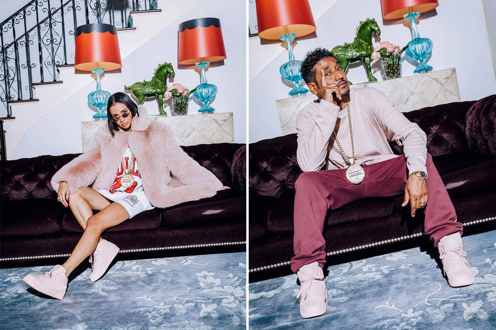 Just Don x Air Jordan 2 Arctic Orange Pink Family Lookbook