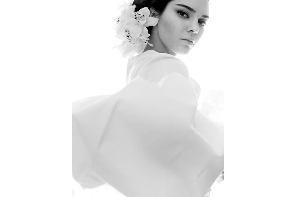 Kendall Jenner Vogue India 2017 May Cover Mario Testino