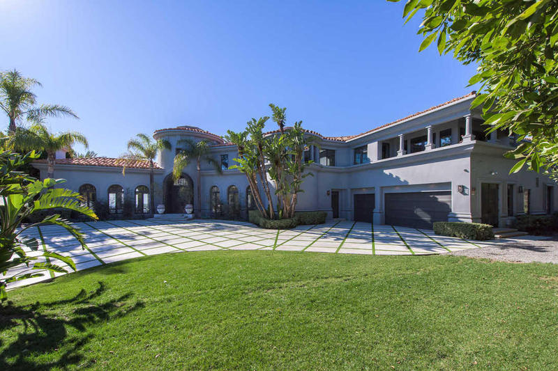 Kylie Jenner 35 Million USD Bel Air Mansion Tour