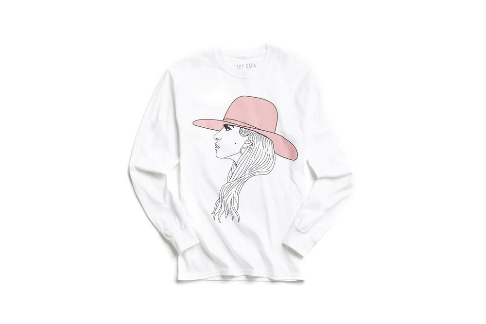 Lady Gaga Urban Outfitters Joanne Collection