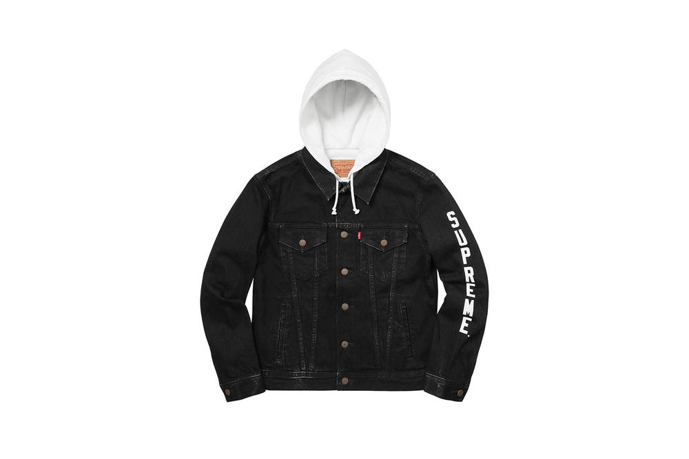 Supreme x Levi's 2017 Spring Collection