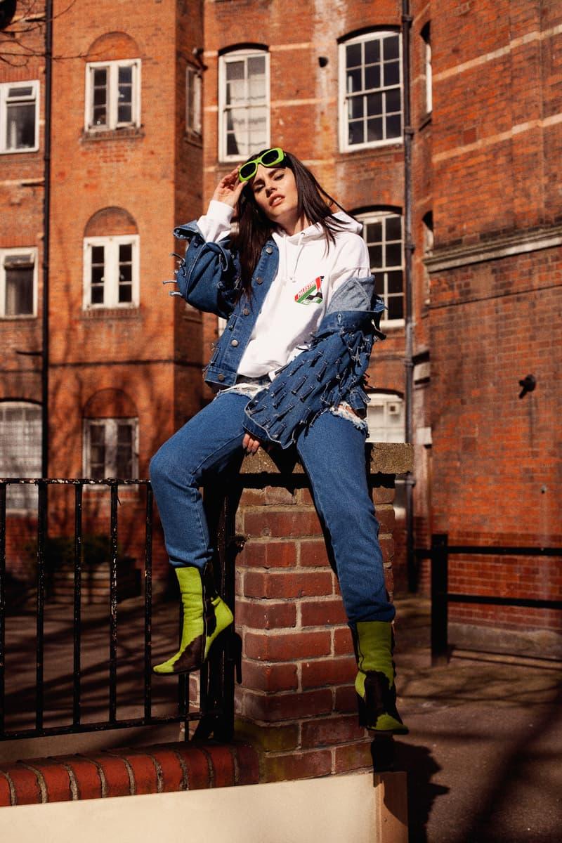 Lola Coca Streetwear May 2017 Editorial HYPEBAE