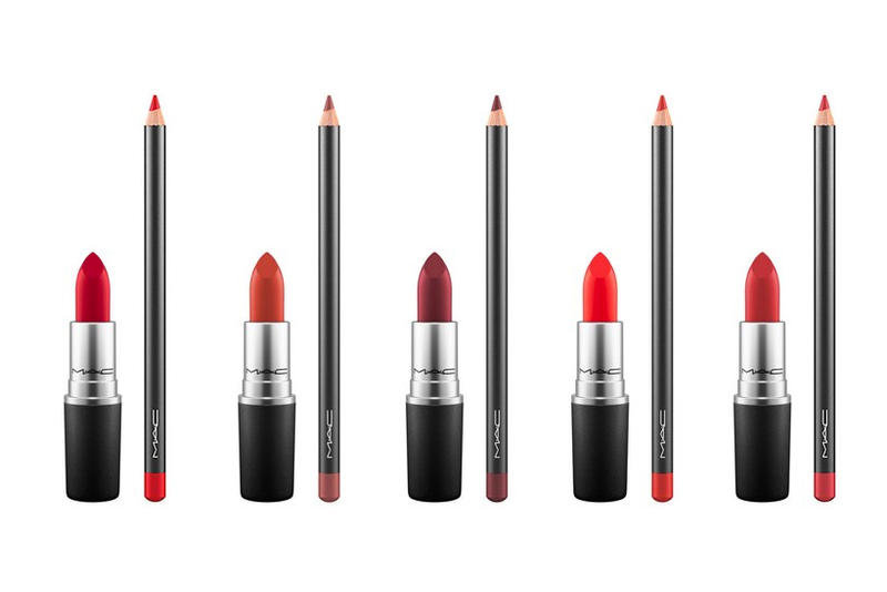 MAC Ruby Woo Lady Danger Russian Red Lip Kits