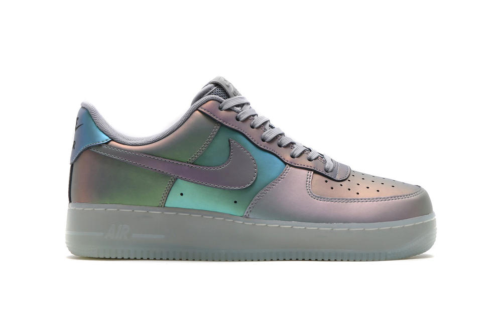 finest selection 46758 a73dc Nike Air Force 1  07 LV8 Anthracite