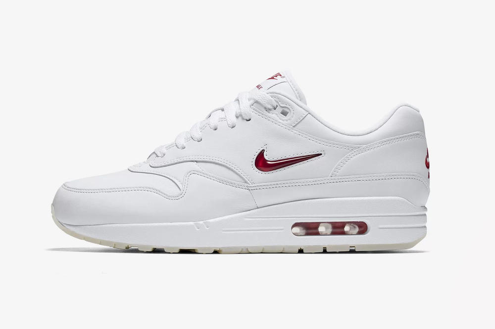 09f2b43808 Hey Minimalists, the Nike Air Max 1 Premium SC Jewel Was Made for You