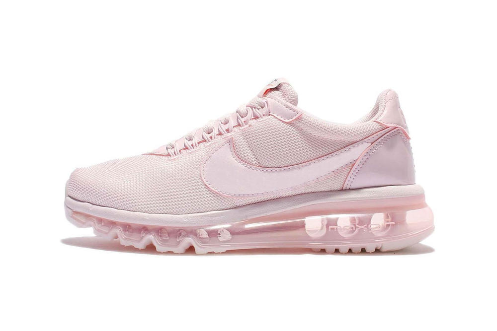 chaussures de séparation 9e1e6 9978a Nike Air Max LD-Zero Pearl Pink Is Restocked | HYPEBAE