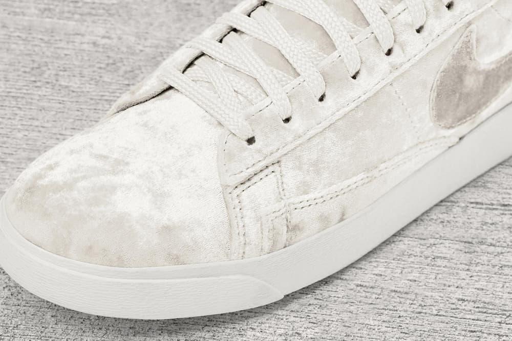 Nike Blazer Low LX Velvet White