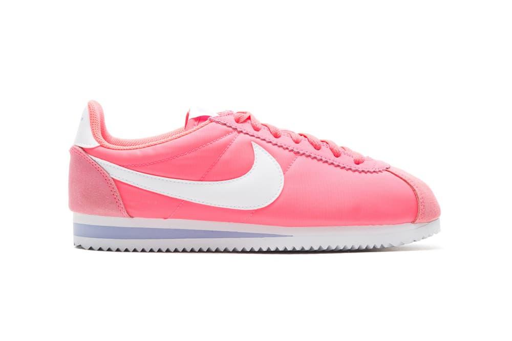 size 40 2244b 2e335 Nike Classic Cortez Nylon in