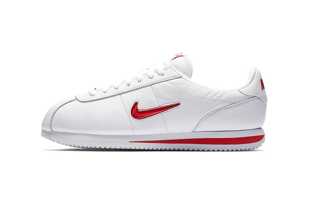 Nike Cortez Basic Jewel Rare Ruby Black Diamond