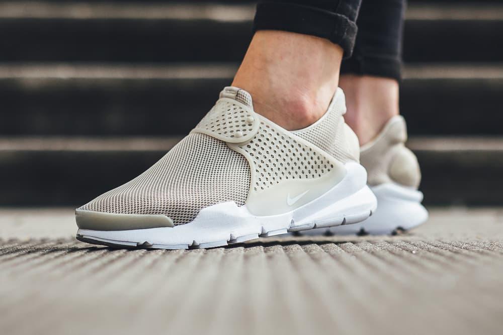 Nike Sock Dart Breeze Pale Grey