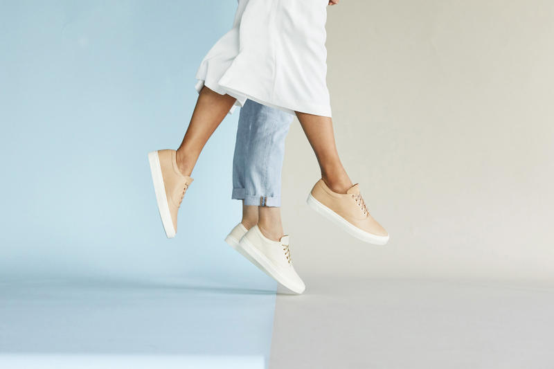 Nisolo ethical sustainable sneakers