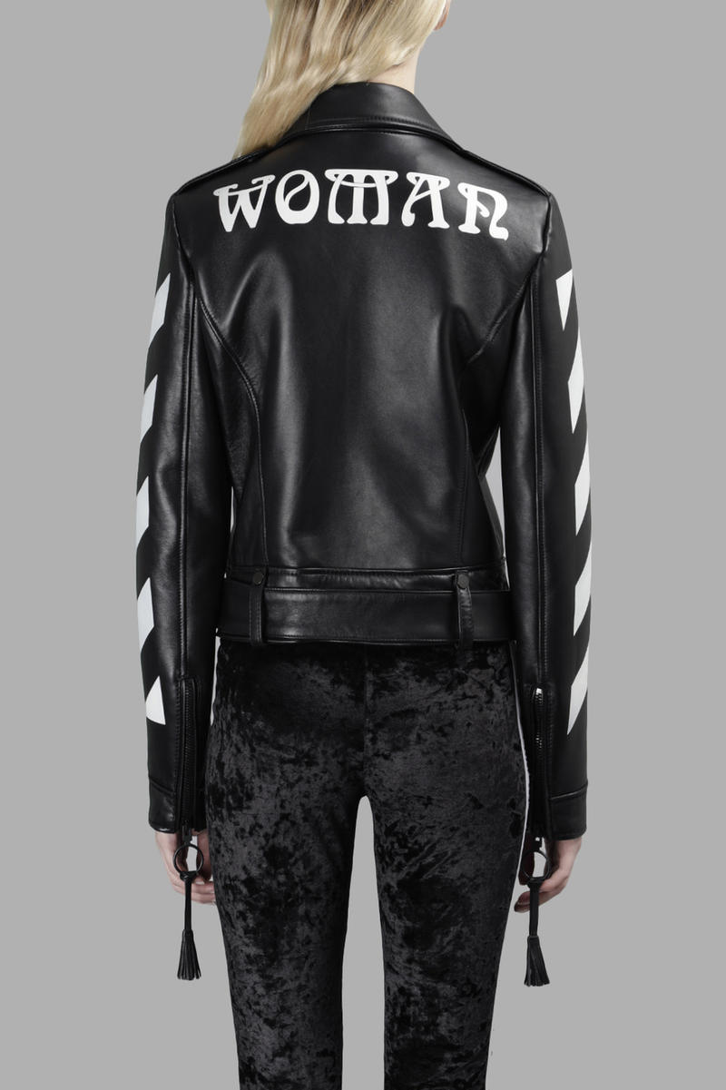 OFF-WHITE 2017 Fall Winter Collection