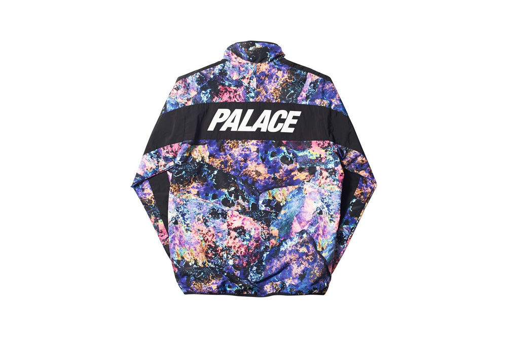 Palace 2017 Summer Collection skateboard