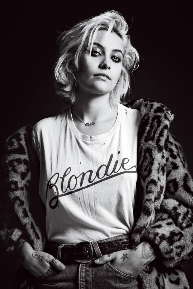 Paris Jackson Teen Vogue Cover Activism Michael Hedi Slimane