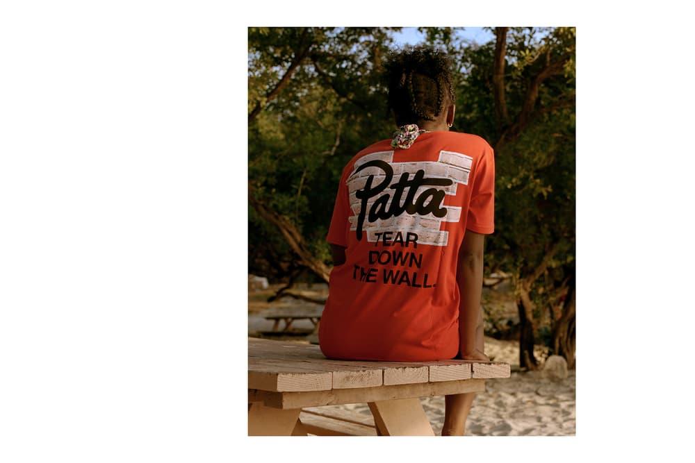 Patta Curaçao 2017 Spring Summer Editorial