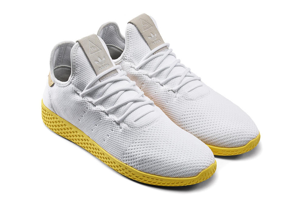 Pharrell Williams adidas Originals Tennis Hu Official Look