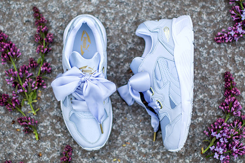 de4412f9b282b4 The PUMA Prevail Heart Is the Next Best Thing to Rihanna s Bow Sneaker