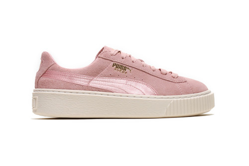 Take a Hit of Satin on the PUMA Suede Platform f3f0e9433