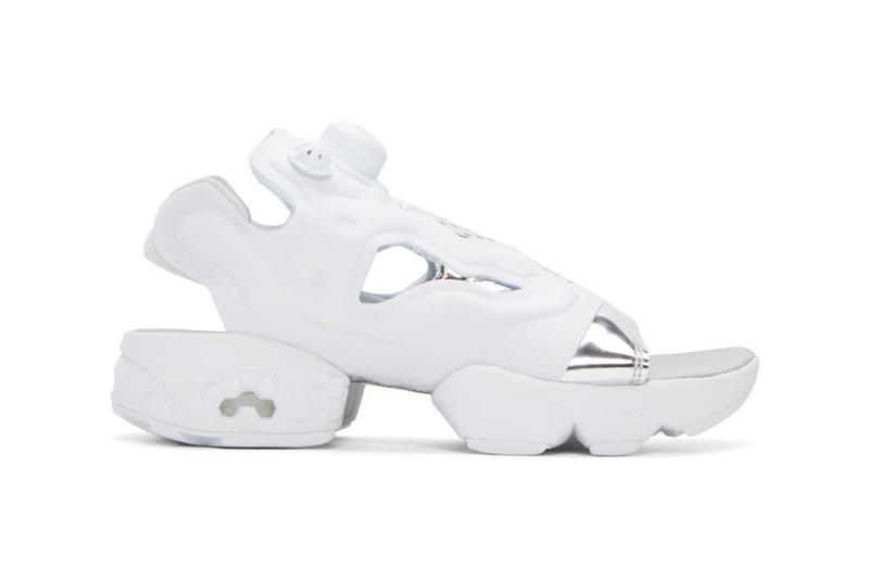 Reebok Classic Instapump Fury Sandal White