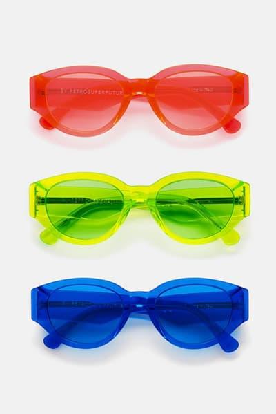 RETROSUPERFUTURE Eyewear Sunglasses Drew Mama Hot Series
