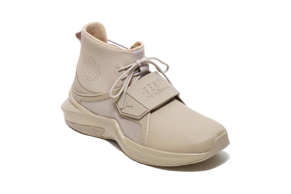best sneakers 11f69 e88d3 Fenty PUMA by Rihanna Jelly Slide and Trainer | HYPEBAE