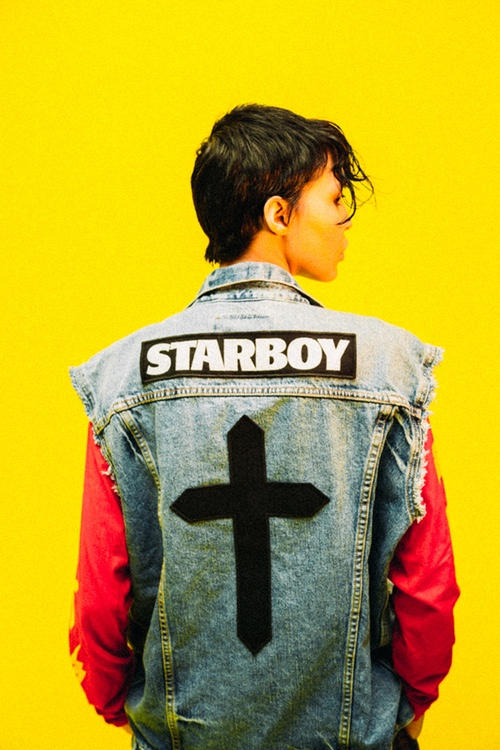 The Weeknd Starboy 2017 Pop Up Shop Collection Stargirl