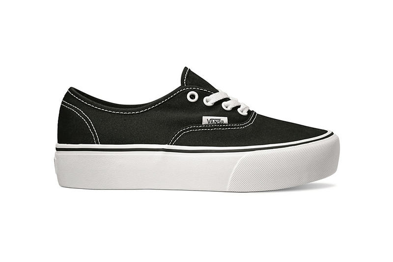 Vans Authentic Platform 2.0 Black