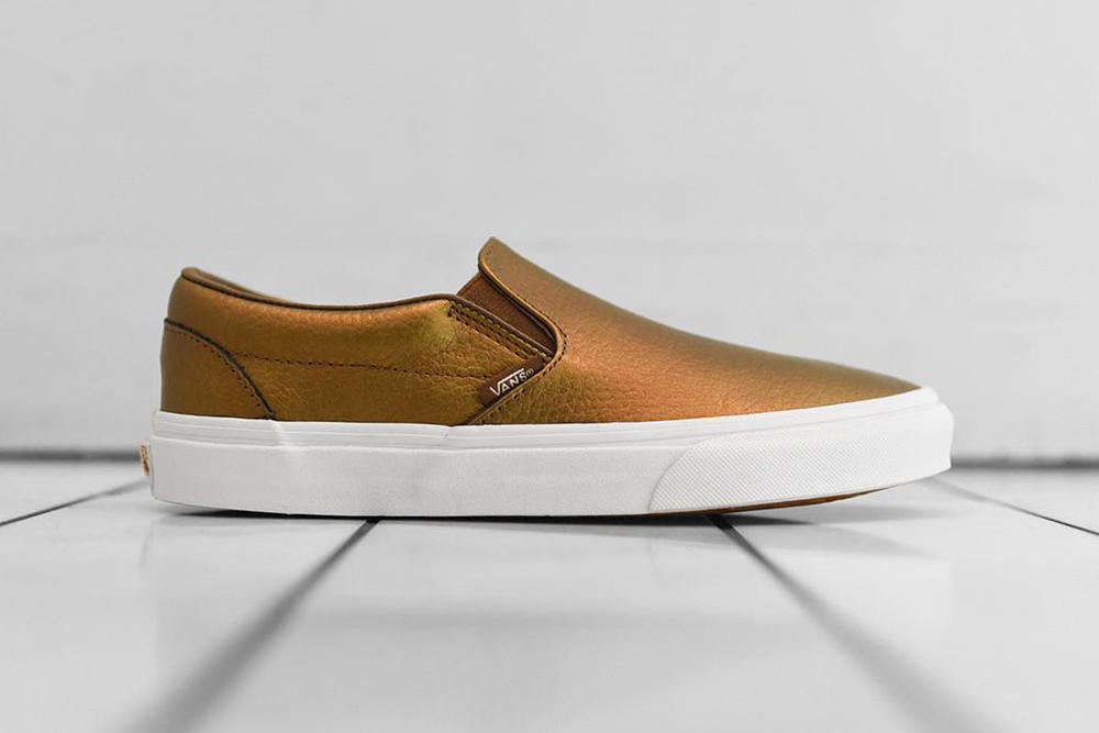 Vans Slip-On Bronze
