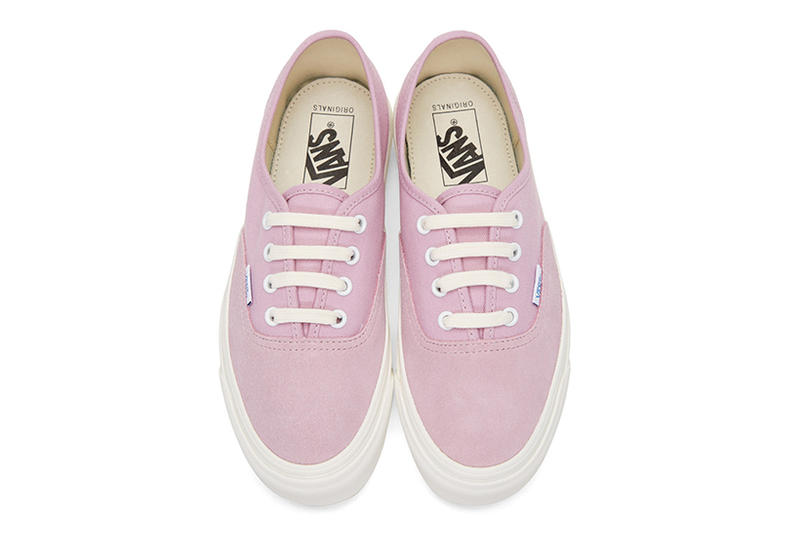 Vans OG Authentic LX Fragrant Lilac