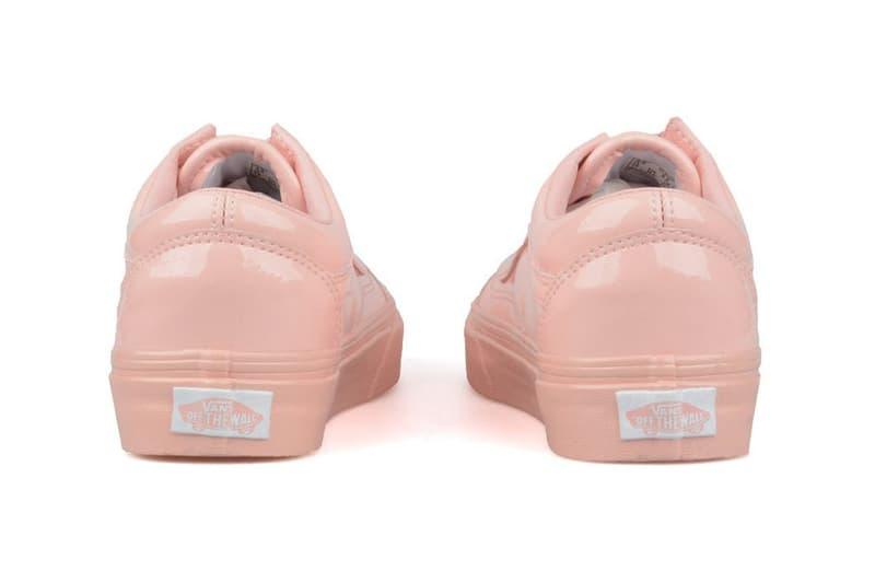 Vans Old Skool Pink Patent Leather